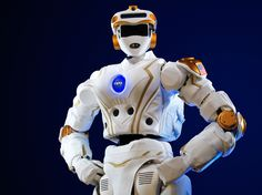 Valkyrie the  Nasa robots that will explore other worlds and disaster zones - TechRepublic