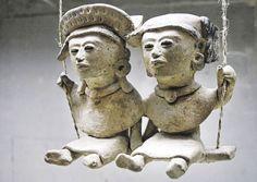El Columpio es una de las piezas arqueológicas de la cultura Olmeca