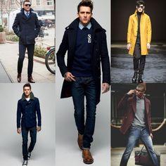tendências moda masculina outono 2014