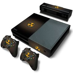 Love this!  http://www.hellodefiance.com/products/quarantine-skin-xbox-one-protector?utm_campaign=social_autopilot&utm_source=pin&utm_medium=pin