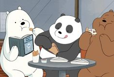 We bare bears Ice Bear We Bare Bears, 3 Bears, Cute Bears, Cartoon Network, Bear Gif, Teddy Bear Cartoon, We Bare Bears Wallpapers, Bear Wallpaper, Cute Cartoon Wallpapers