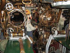 submarine interior pictures -torpedo tubes