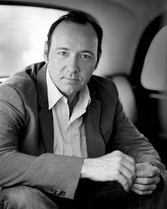 I have a strange crush on Kevin Spacey.
