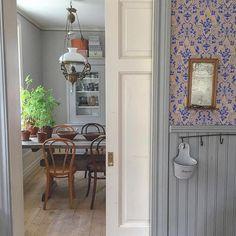 A peak in the breakfast room/ Scandinavian style