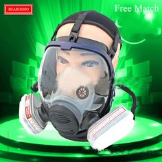 Back To Search Resultssecurity & Protection Masks Safurance Anti Dust Respirator Gas Mask Filter Pm2.5 Dust-proof Industrial Spray Paint Headwear Facepiece Workplace Safety Bracing Up The Whole System And Strengthening It
