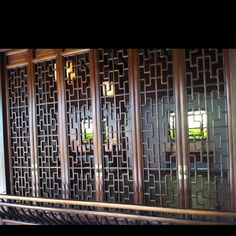 Love the designs of the Japanese screens. I'm thinking room dividers or a wall design in the entry.