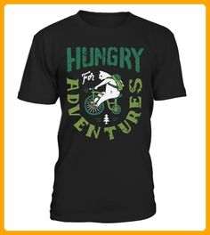 HUNGRY FOR ADVENTURES - Fotografen shirts (*Partner-Link)