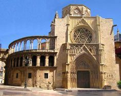 Cathedral of Valencia, Spain.