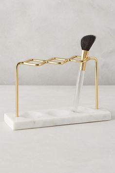 Chic Makeup Brush Holder  - Seventeen.com