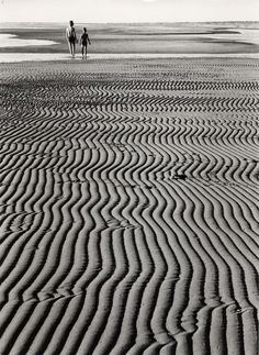 ludwig windstosser, walk at low tide, 1957 posted by/ thanks to firsttimeuser