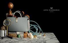 Julia Hetta - Anya Hindmarch S/S 14