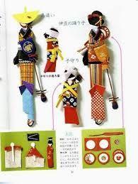 Resultado de imagen para washi dolls