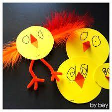 Billedresultat for gren med kyllinger
