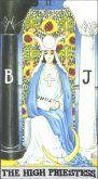 Tarot Cards - The Papess