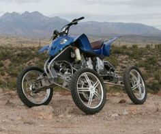 The Wesll Leaning Suspension Quad is a new take on the traditional ATV, with an innovative chassis, which guarantees a lot of fun. Bagger Motorcycle, Motorcycle Types, Motorcycle Travel, Motorcycle Design, Harley Davidson Motorcycles, Custom Motorcycles, Custom Bikes, Custom Street Glide, Homemade Motorcycle