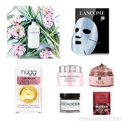 Beauty Idea Featuring Face Cleanser Face Mask Nügg Lip Treatment And Hydrating Mask From June 2016 #beauty #makeup