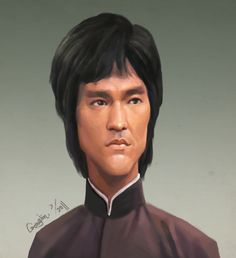 Bruce Lee the Master