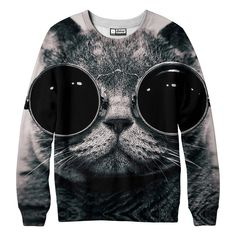 Be the cool cat everyone already knows you are. This all-over print kitty is…