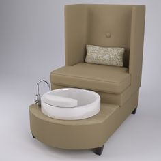 Stella Pedicure Chair