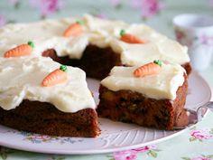 Möhrenkuchen, Rübli-Torte & Co.
