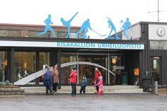 Kisakallion urheilukeskus  #lohja #visitsouthcoastfinland #Finland