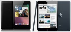Apple iPad mini vs Google Nexus 7: Spec comparison