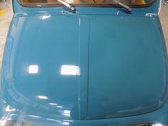 Detailing & Polishing a Fiat 500 Fiat 500, Vintage Cars, Classic Cars, Restoration, Detail, Vehicles, Vintage Classic Cars, Car, Classic Trucks