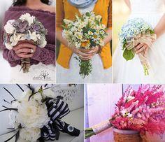 Blog de los detalles de tu boda | Cómo elegir el ramo de novia | http://losdetallesdetuboda.com/blog