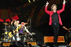 Rolling Stones impressionam público do Rio de Janeiro