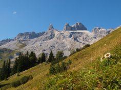 Hannelore Capelli - Drei Tuerme im Herbst by Illwerke Tourismus, via Flickr