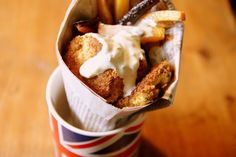 Tofu Fish and Chips | 30 Yummy Vegetarian Takes On Classic Meat Dishes
