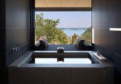 Combiné de luxe nippon, Hôtel Amanemu, Shima - Privilèges Voyages