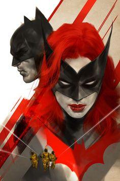 Ben Oliver - Batman and Batwioman