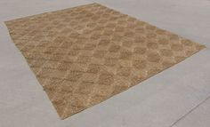 Lovely Seagrass floor mat, great for our North Shore bungalow