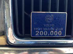 Volvo High Mileage Club Volvo 240, Club