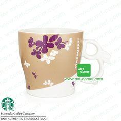 SM034 14oz Starbucks Mid-Autumn Gold Purple Mug, Mrf-corner OnlineStore