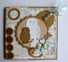 craftliners: Aurelie uilen