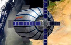 NASA and Bigelow to Discuss New Space Station Module