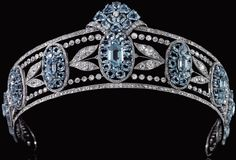 Hesketh Aquamarine Tiara (UK)