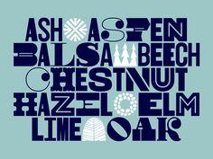 Woodkit Solid Font by Urtd http://www.urtd.net/fonts/woodkit_solid