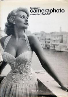 """""""Cameraphoto. Venezia 1946 – 1976"""" a cura di Ken Dami, Ed. del museo, 1996/97"""