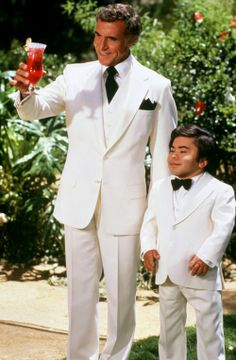 Fantasy Island, loved this!  It was filmed at the Arboretum in Arcadia, Ca.  we used to go there all the time when I was a kid :)