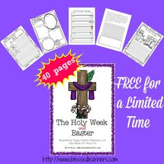 The Holy Week and Easter