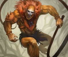 Beastman · Evil Henchman of Skeletor by Odinoir.deviantart.com on @deviantART