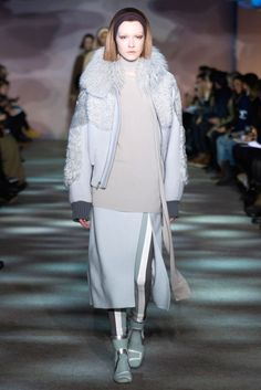 New York Fashion Week February 2014  Marc Jacobs Collection