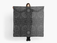 Black pattern by ludodesign