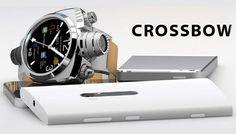 http://gabatek.com/2013/08/14/tecnologia/nuevo-reloj-inteligente-camara-41-mp-sensores-biometricos/ Hyeties Crossbow: Reloj inteligente compatible con Android, iOS y Windows Phone 8 que incluye cámara de 41 megapixeles