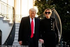Melania has 'no interest' in being first lady again and helping Trump with his 'political ambitions' | Daily Mail Online Inaugural Speech, Clarence Darrow, Good Riddance, Members Of Congress, Joe Biden, Journalism, Barack Obama, The Guardian
