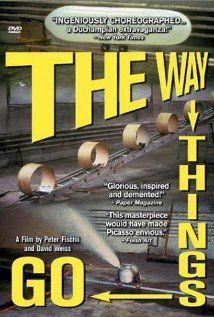 The Way Things Go / HU DVD 3766 / http://catalog.wrlc.org/cgi-bin/Pwebrecon.cgi?BBID=7237782