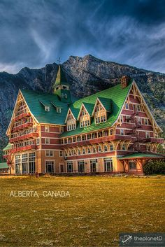 The Wonders of Waterton Lakes National Park in Canada | The Planet D Adventure Travel Blog | Waterton is directly connected to Glacier National Park and the two parks are known as the International Peace Park - UNESCO World Heritage Site: